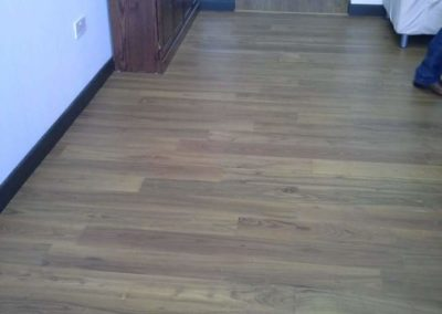 Sims Drive Office-Engineered Timber Floor