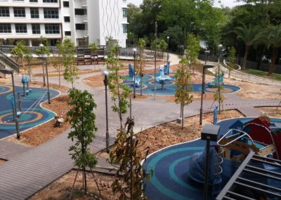 HDB Hougang Playground